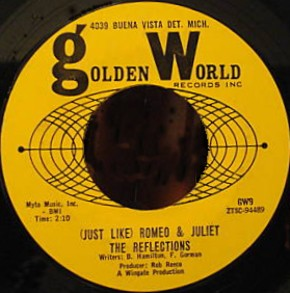 Golden World Records logo