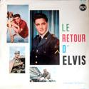 RCA Victor, LPM 2231, LE RETOUR D'ELVIS