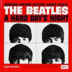 United Artists, UAL 3366, A Hard Days Night