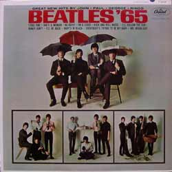 Capitol, ST-2228, Beatles '65 (stereo)