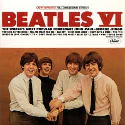 Parlophone, PCSM6042, Beatles VI