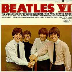 Capitol, T2358, Beatles VI
