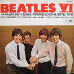 Parlophone, CPCS 104, Beatles VI