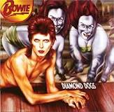 RCA Victor, APL1-0576, UK: First Pressing of Diamond Dogs