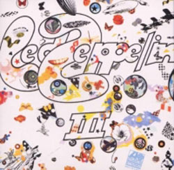Atlantic, 2401002, Led Zeppelin III (UK)