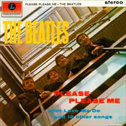 Parlophone, PCS 3042, Please Please Me
