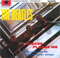 Parlophone, PCSO 3042, Please Please Me, Australian release Stereo