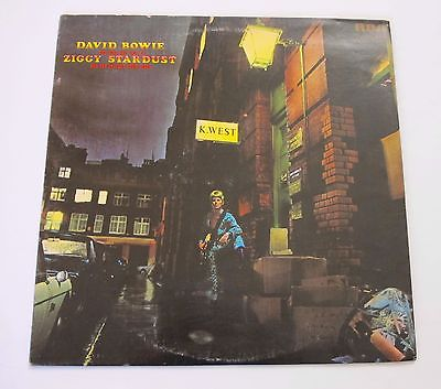 RCA Victor, LSP-4702, First US Pressing: David Bowie. The Rise And Fall of Ziggy Stardust And The Spiders From Mars.