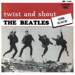 Capitol, T-6054, Twist And Shout