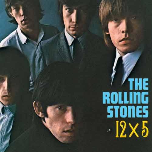 Rolling Stones, 12 x 5