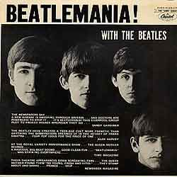 Beatles, Beatlemania! With The Beatles