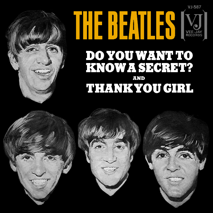 Beatles, Do you want to know a secret