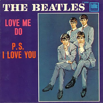 Beatles, Love me do