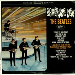 Beatles, Something New